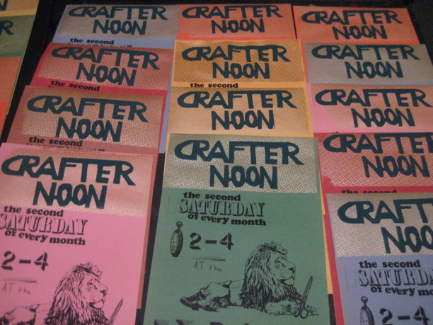 Crafty Posters