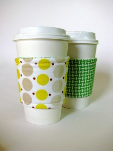 coffee sleeves