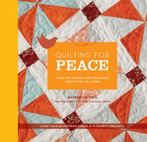 quilting for peace cover