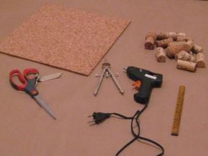 wine trivet tools